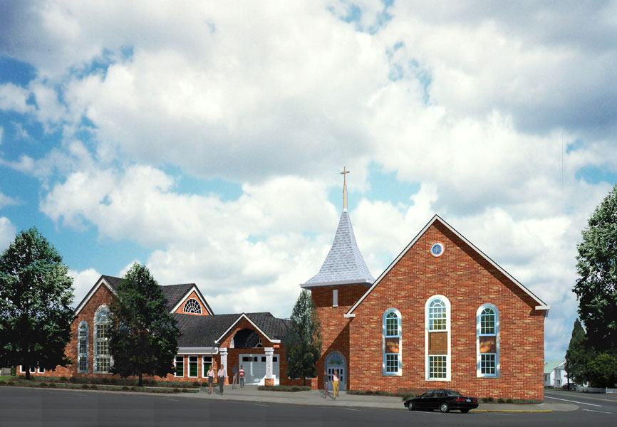Court Street Christian Church