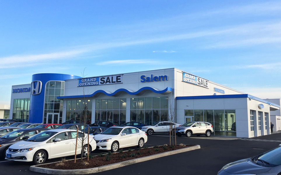Lithia Honda Salem