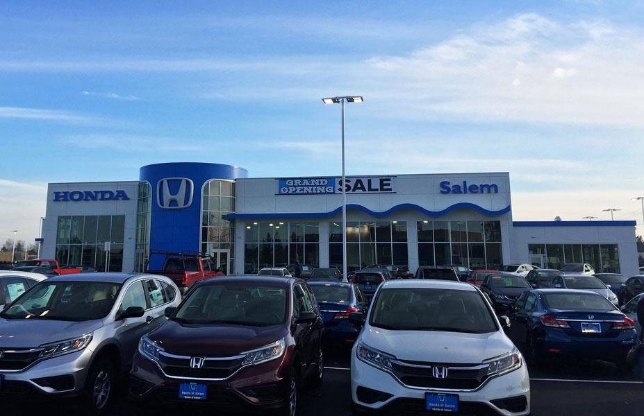 Lithia Honda Salem