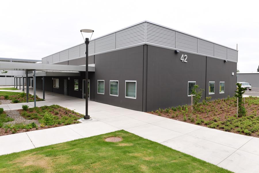 Chemeketa Building 42