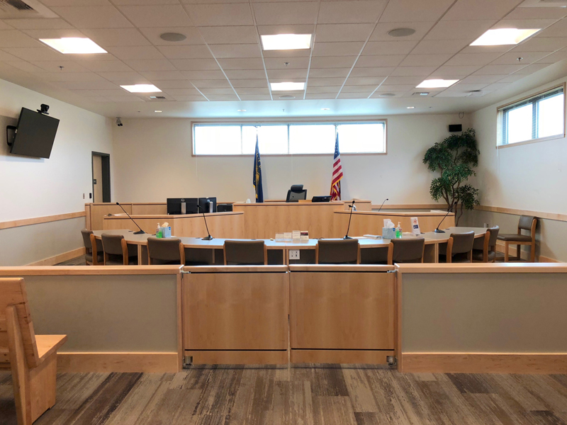 Marion County Juvenile Courts Addition