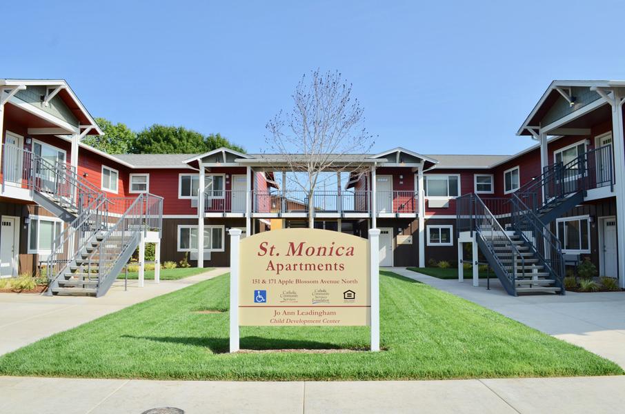 St. Monica's Apartments