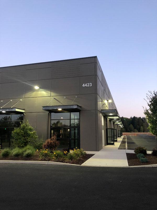 Oak Grove Industrial Building