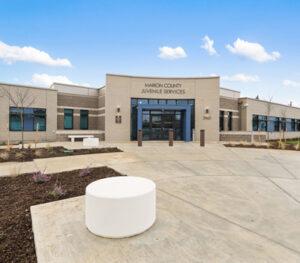 Juvenile Services Building
